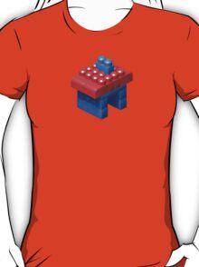 3D Little House T-Shirt
