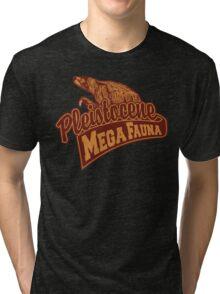Mega Fauna Tri-blend T-Shirt