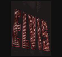Elvis T by Sally P  Moore
