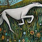 Spirit of the Greyhound by Elle J Wilson