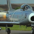 F-86 Sabre by SimplyScene
