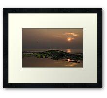 Westward Ho  Framed Print