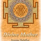 Divine Mother Book Cover by Jeno Futo