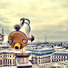 eyes wide open - Paris, France by faithie