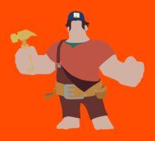 Fix-It Ralph by FieryTiger