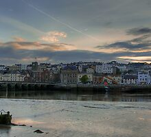 Bideford Bridge and Quay by Robert Kendall
