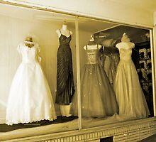 Dress Shop by Wendy Mogul