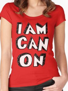 I Am Canon Women's Fitted Scoop T-Shirt