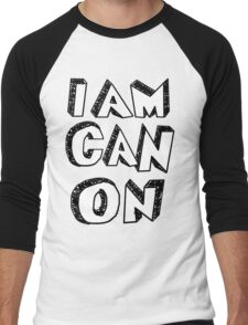 I Am Canon Men's Baseball ¾ T-Shirt