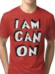 I Am Canon Tri-blend T-Shirt
