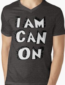 I Am Canon Mens V-Neck T-Shirt