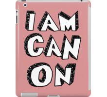 I Am Canon iPad Case/Skin
