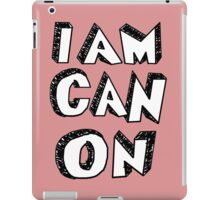 I Am Canon iPad Case/Skin