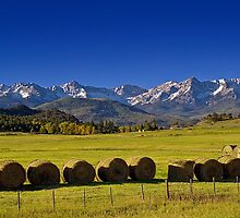 High Country Harvest by Brian Kerls  photography