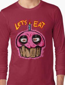 FNAF - Cupcake Long Sleeve T-Shirt