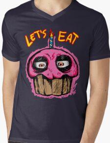 FNAF - Cupcake Mens V-Neck T-Shirt
