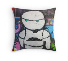 SYDNEY GRAFFITI 35 Throw Pillow
