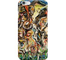 a vision...brightness in the cavern iPhone Case/Skin