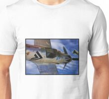 Closing in on a Straggler Unisex T-Shirt