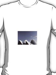 Sydney Opera House Roof T-Shirt