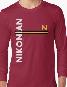 Nikonian Long Sleeve T-Shirt