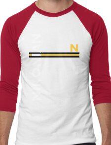 Nikonian Men's Baseball ¾ T-Shirt