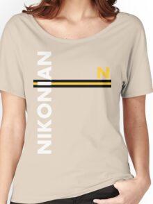 Nikonian Women's Relaxed Fit T-Shirt