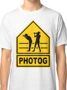 Photog Classic T-Shirt