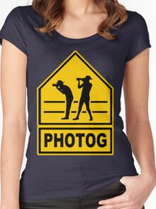 Photog Women's Fitted Scoop T-Shirt