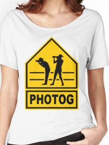 Photog Women's Relaxed Fit T-Shirt