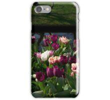 Tulips at Keukenhof iPhone Case/Skin