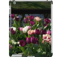 Tulips at Keukenhof iPad Case/Skin