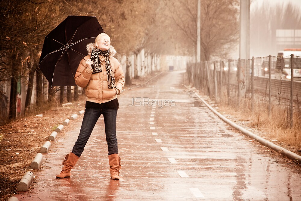 It´s rainning! by JSReyes