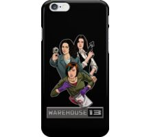 Warehouse 13 girls iPhone Case/Skin