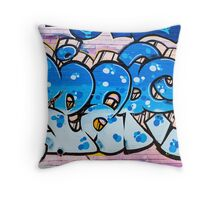 SYDNEY GRAFFITI 41 Throw Pillow