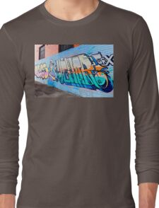 SYDNEY GRAFFITI 42 Long Sleeve T-Shirt