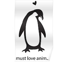 love animals 2 Poster