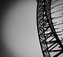 Sydney harbour Bridge by Shannon Friel