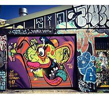 Newtown, Street Art Photographic Print