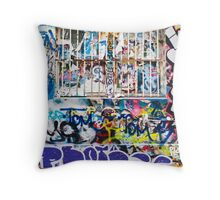 SYDNEY GRAFFITI 47 Throw Pillow