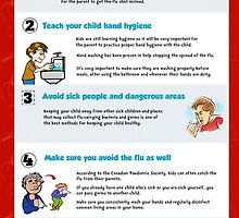Helping Your Child Avoid the Flu by kidjunction