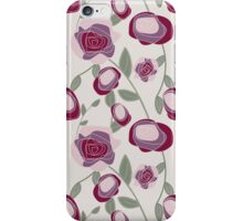 Tri-Color Roses iPhone Case/Skin