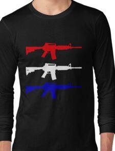 Freedom Guns Long Sleeve T-Shirt