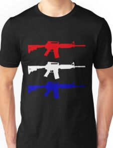 Freedom Guns Unisex T-Shirt