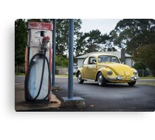 Super Beetle Canvas Print