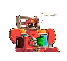 Heatwave: I Hate Mondays by Bubonicc