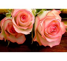 Becs Rose Photographic Print