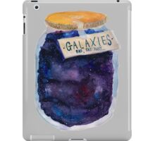 Jar Of Galaxies iPad Case/Skin