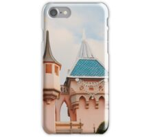 60th celebration castle iPhone Case/Skin