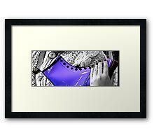 ~Dr. MarTeNs~ Framed Print
